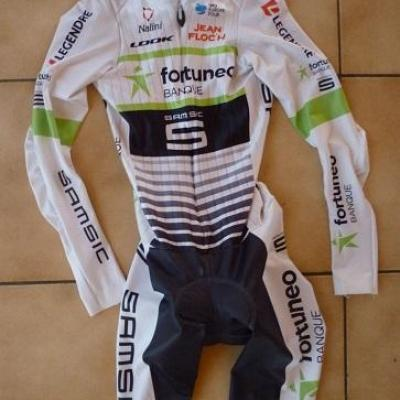 Combinaison CLM FORTUNEO 2018 (taille S)