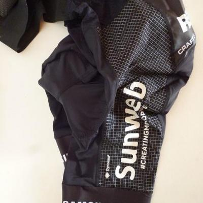 Cuissard luxe SUNWEB 2020 (taille S)