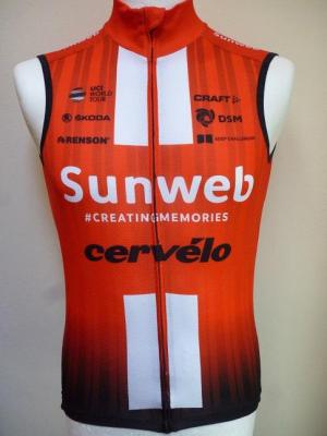 Gilet léger SUNWEB 2019 (taille M)