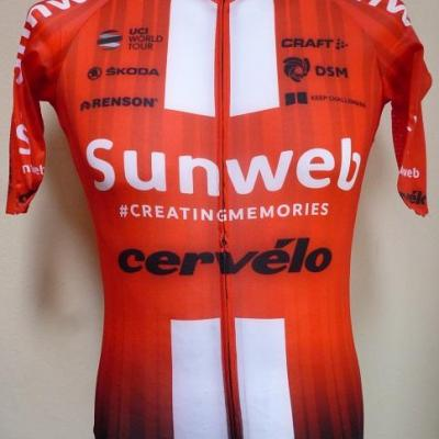 Maillot aéro SUNWEB 2019 (taille M)