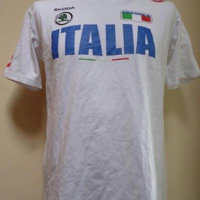 T-shirt équipe d'ITALIE (taille M)