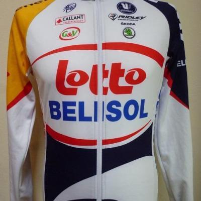 Veste 1/2 saison LOTTO-BELISOL 2013 (taille XS)