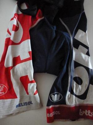 Cuissard LOTTO-BELISOL 2013 (taille L, mod.2)