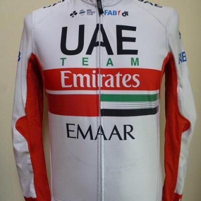 Veste hiver UAE-TEAM EMIRATES 2019 (taille M)