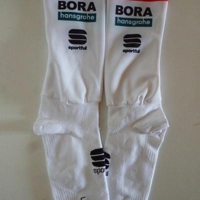 Socquettes aéros ch. d'Autriche-BORA-HANSGROHE 2020 (taille M/L)