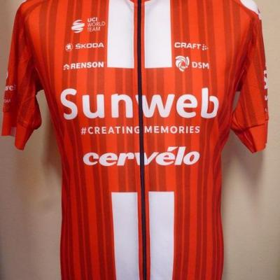Maillot SUNWEB 2020 (taille L)