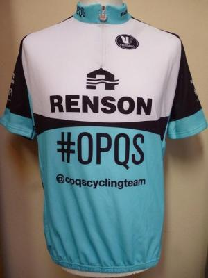 Maillot piste OPQS-Renson (taille XL)