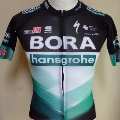 Maillot aéro BORA-HANSGROHE 2020 (taille S)