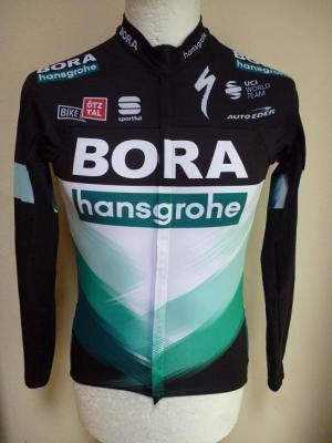 Maillot ML doublé BORA-HANSGROHE 2020 (taille S)