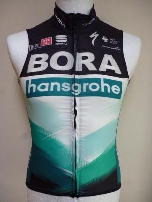 Gilet coupe-vent BORA-HANSGROHE 2020 (taille XS)