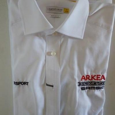 Chemise ARKEA-SAMSIC 2020 (taille M)