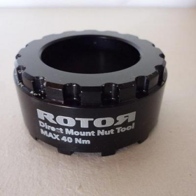 Direct Mount Nut Tool-ROTOR