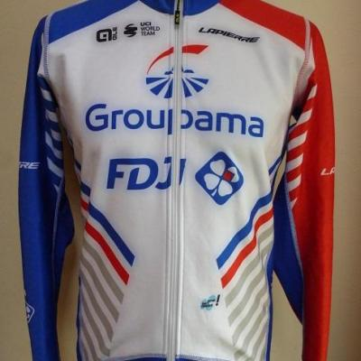 Veste hiver luxe GROUPAMA-FDJ (taille XL)
