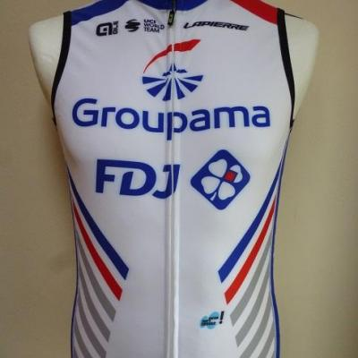 Gilet thermique luxe GROUPAMA-FDJ (taille L, mod.1)