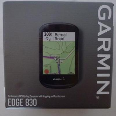 Compteur GPS GARMIN-Edge 830