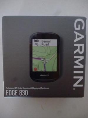 GPS GARMIN-Edge 830