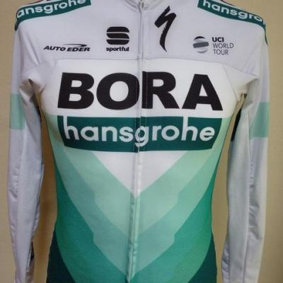 Maillot ML BORA-HANSGROHE 2019 (taille XS, TDF)