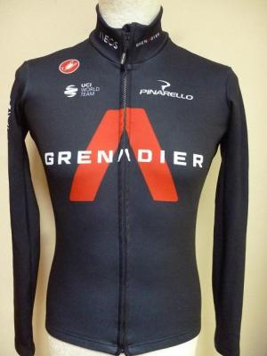 Maillot ML INEOS-GRENADIER 2021 (taille S)
