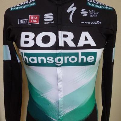 Maillot ML doublé BORA-HANSGROHE 2020 (taille XS)