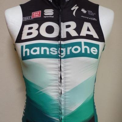 Gilet coupe-vent BORA-HANSGROHE 2020 (taille XS, mod.2)