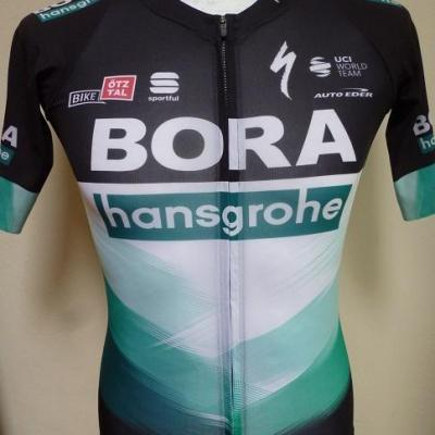Maillot aéro luxe BORA-HANSGROHE 2020 (taille S)