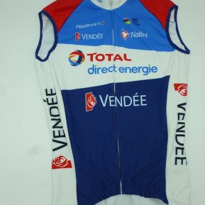 Gilet thermique TOTAL-DIRECT-ENERGIE 2021 (taille M)