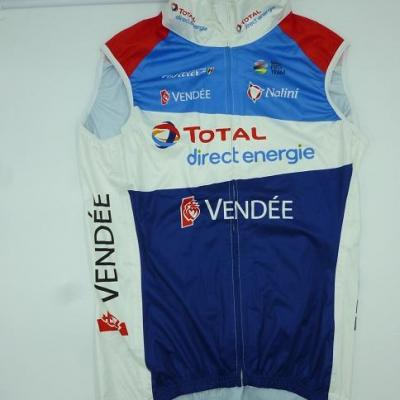 Gilet imperméable TOTAL-DIRECT-ENERGIE 2021 (taille M)