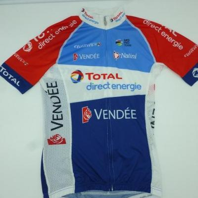 Maillot aéro TOTAL-DIRECT-ENERGIE 2021 (taille M)