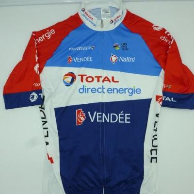 Maillot 1/2 saison TOTAL-DIRECT-ENERGIE 2021 (taille M)