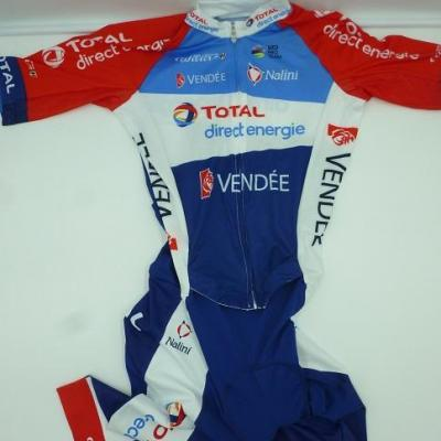 Combinaison route TOTAL-DIRECT-ENERGIE 2021 (taille M)
