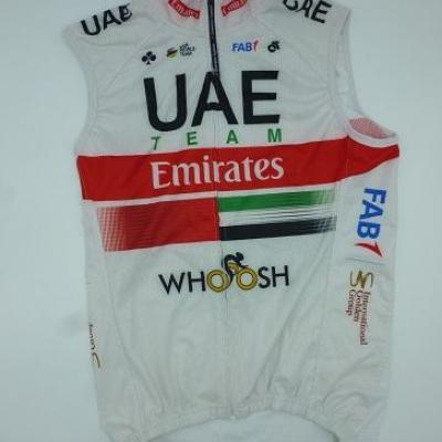 Gilet coupe-vent UAE-TEAM EMIRATES 2020 (taille S)