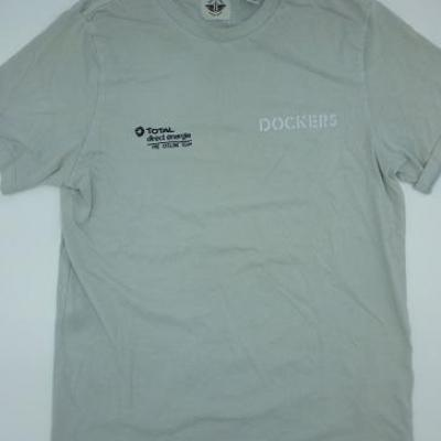 T-shirt Dockers-TOTAL-DIRECT-ENERGIE 2021 (taille S, mod.2)