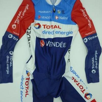Combinaison CLM TOTAL-DIRECT-ENERGIE 2021 (taille M)