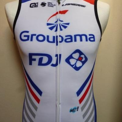 Gilet thermique luxe GROUPAMA-FDJ (taille M)