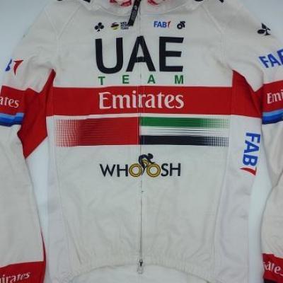 Veste hiver UAE-TEAM EMIRATES 2020 (taille M, liserés)