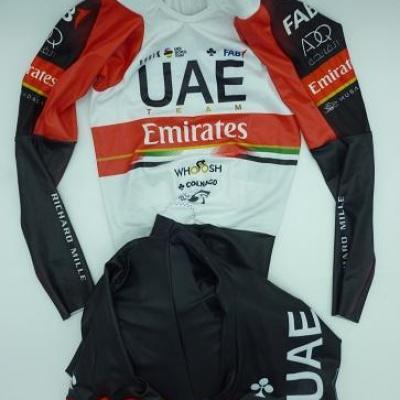 Combinaison CLM UAE-TEAM EMIRATES 2021 (taille M)