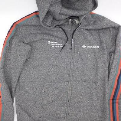 Sweat capuche Dockers-TOTAL-DIRECT-ENERGIE 2021 (taille S,mod.1)