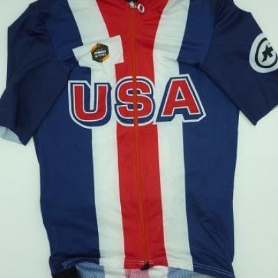 Maillot aéro équipe des USA (taille S, logo)