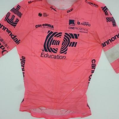 Maillot été EF-EDUCATION FIRST (taille XS)