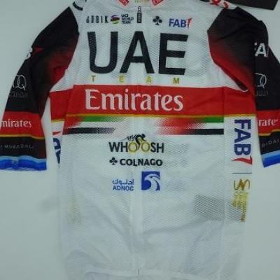 Maillot aéré UAE-TEAM EMIRATES 2021 (taille M)