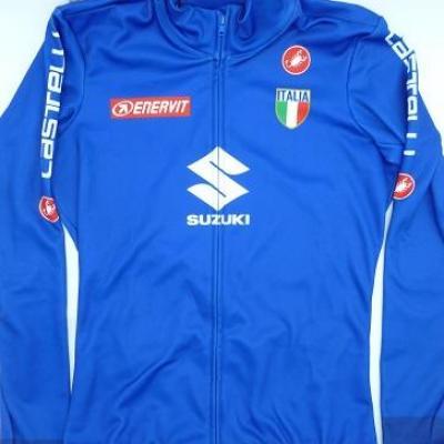 Veste 1/2 saison équipe d'ITALIE 2021 (taille S)